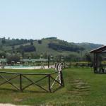Villa CRU Ortezzano agriturismo con piscina