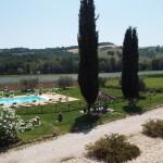 Villa CRU agriturismo Ascoli Piceno con piscina