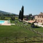 Villa CRU agriturismo con piscina recintata